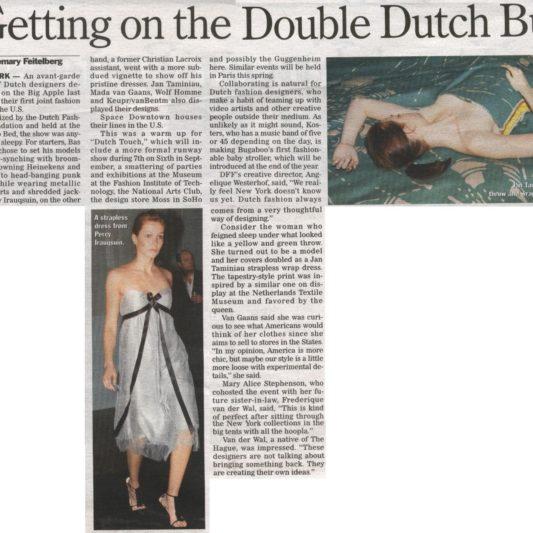 WWD - 5 maart 2005