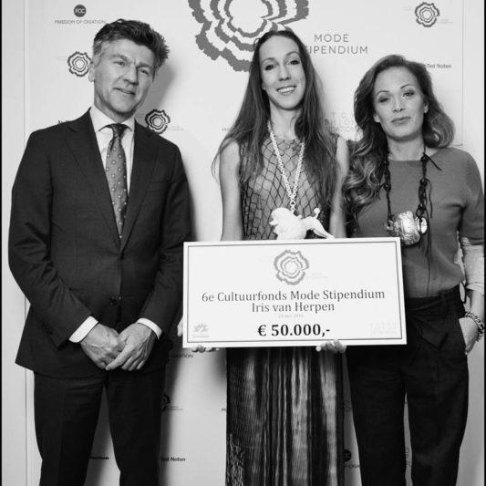 PBCF DFF Mode Stipendium 2016 Iris van Herpen by RVDA II 0068a