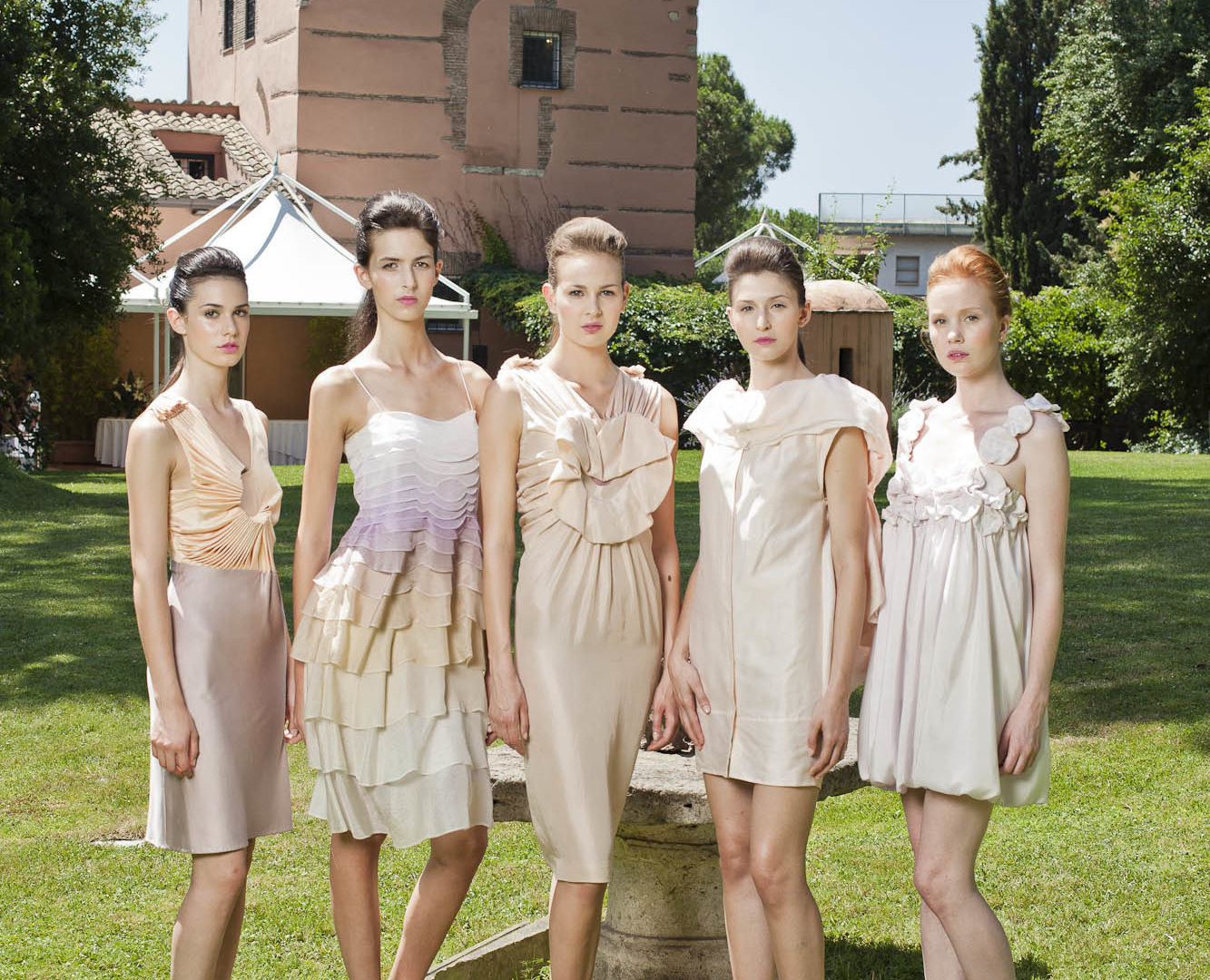 2011 - Dutch Touch Rome - Maryam Kordbacheh © Andiamo Services
