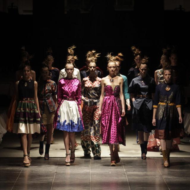 PHOTO © PETER STIGTER   Dutch Fashion Awards 2012 Locatie Grote Kerk Den Haag