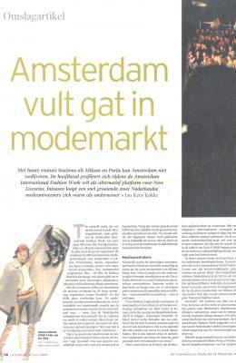 Het Financieele Dagblad - 30 juli 2005